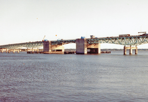Emergency Repairs to Fuller Warren Bridge - Jacksonville, FL