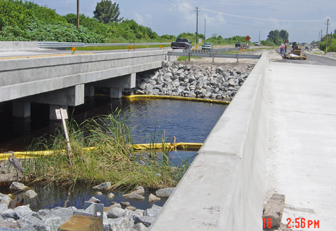 US 1 over Goat Creek Bridge Replacement - Brevard County, FL